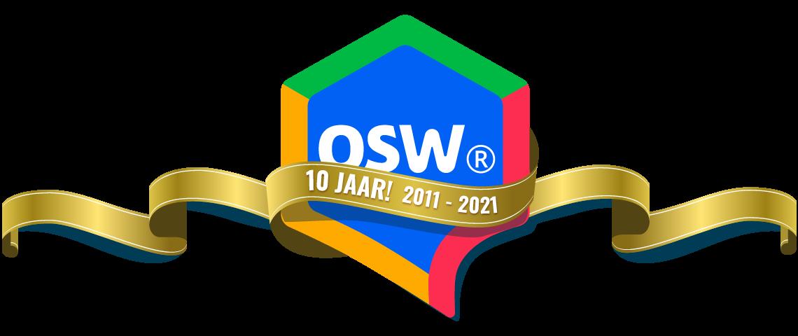 OSW bestaat 10 jaar!