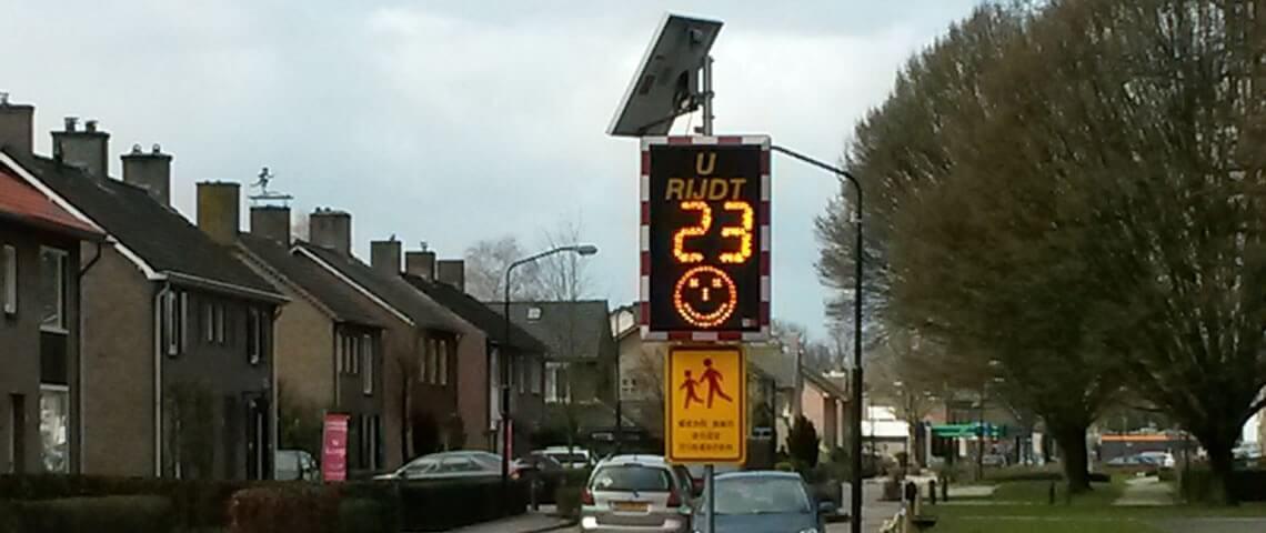 Tijd om wat aandacht te besteden aan verkeersveiligheid!