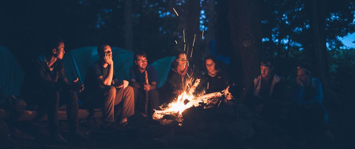 Type kampeerders die je op iedere camping vindt